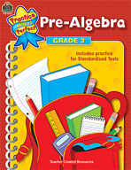 Pre-Algebra: Grade 3 (Enhanced eBook)