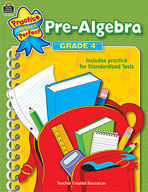 Pre-Algebra Grade 4