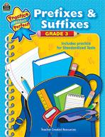 Prefixes & Suffixes Grade 3