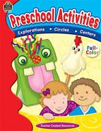 Preschool Activities (Enhanced eBook)