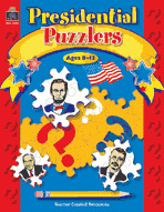 Presidential Puzzlers (Enhanced eBook)