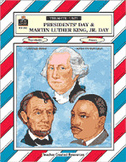 Presidents' Day and Martin Luther King, Jr. Day Thematic Unit (Enhanced eBook)