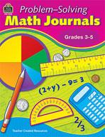 Problem-Solving Math Journals for Intermediate: Grades (Enhanced eBook)