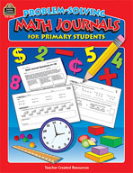 Problem-Solving Math Journals for Primary Students (Enhanced eBook)