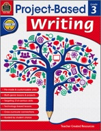 Project Based Writing Grade 3 (Enhanced eBook)