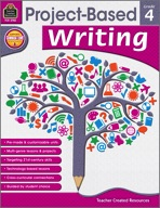 Project Based Writing Grade 4 (eBook)