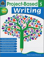 Project Based Writing Grade 5 (Enhanced eBook)