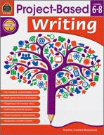 Project Based Writing Grade 6-8 (Enhanced eBook)