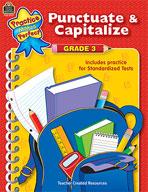 Punctuate & Capitalize Grade 3