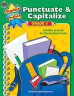 Punctuate & Capitalize Grade 5