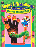 Puppet & Flannelboard Stories for Seasons and Holidays (Enhanced eBook)
