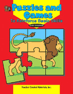 Puzzles and Games to Reinforce Basic Skills
