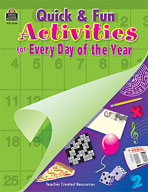 Quick & Fun Activities for Every Day of the Year