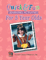 Quick & Fun Learning Activities for 5 Year Olds