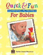 Quick & Fun Learning Activities for Babies
