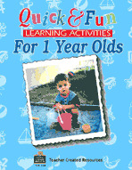 Quick and Fun Learning Activities for 1 Year Olds (Enhanced eBook)