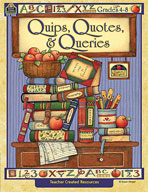 Quips, Quotes, and Queries (Enhanced eBook)