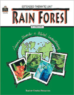 Rain Forest (Enhanced eBook)