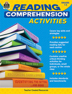 Reading Comprehension Activities: Grades 1-2 (Enhanced eBook)
