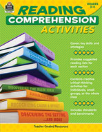 Reading Comprehension Activities: Grades 3-4