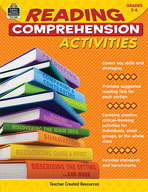 Reading Comprehension Activities: Grades 5-6