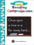 Reading Comprehension: Grade 1 (Enhanced eBook)