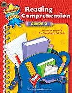 Reading Comprehension: Grade 2 (Enhanced eBook)