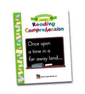 Reading Comprehension: Grade 3 (Enhanced eBook)