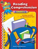 Reading Comprehension: Grade 6 (Enhanced eBook)