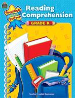 Reading Comprehension (Kindergarten) [Enhanced eBook]