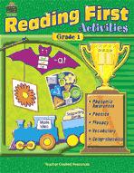 Reading First Activities: Grade 1 (Enhanced eBook)