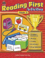 Reading First Activities, Grade 2