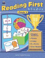 Reading First Activities, Grade 3