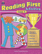 Reading First Activities, Grade K