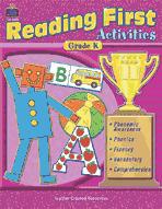 Reading First Activities, Kindergarten (Enhanced eBook)