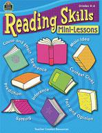 Reading Skills Mini-Lessons (Enhanced eBook)