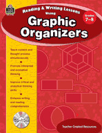 Reading and Writing Lessons Using Graphic Organizers (Enhanced eBook)