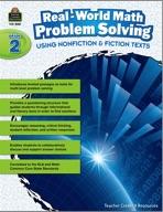 Real-World Math Problem Solving Grade 2