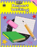 Report Writing, Grades 1-2 (Meeting Writing Standards Series)