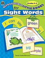 Reproducible Little Books for Sight Words (Enhanced eBook)
