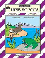 Rivers and Ponds Thematic Unit (Enhanced eBook)
