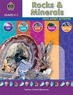 Rocks and Minerals (Enhanced eBook)