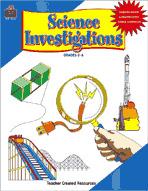 Science Investigations (Enhanced eBook)
