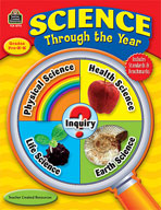 Science through the Year, PreK-K (Enhanced eBook)