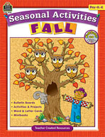 Seasonal Activities: Fall (Enhanced eBook)