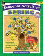 Seasonal Activities: Spring (Enhanced eBook)