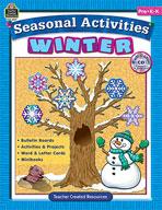 Seasonal Activities: Winter (Enhanced eBook)