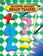 Second Grade Brain Teasers