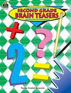 Second Grade Brain Teasers