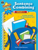Sentence Combining: Grade 4 (Enhanced eBook)